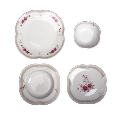 Aryıldız By Orient 24 Parça Yemek Takımı Spring Renkli